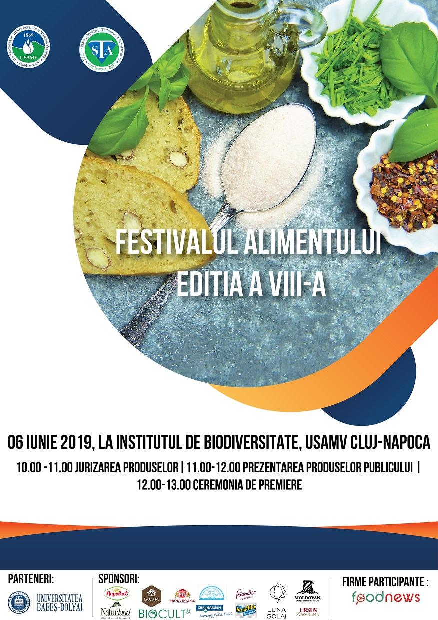 Festivalul Alimentelor Editia a VIII-a